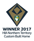 HIA NT Custom Home 2017